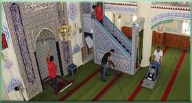 Elazığ Cami Temizliği
